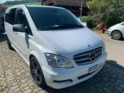 gebraucht Mercedes Viano 3.0 CDI Blue Efficiency Avantgarde A