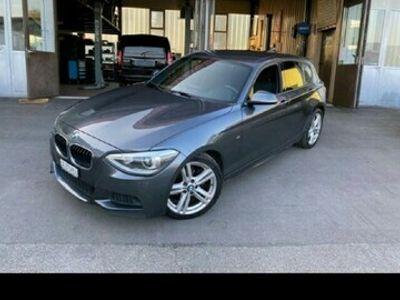 gebraucht BMW 116 1er d Sport Line Steptronic