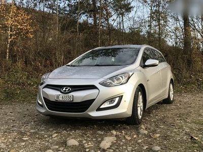 gebraucht Hyundai i30 1.6 GDI Style Wagon