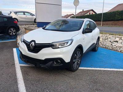 gebraucht Renault Kadjar 1.2 TCe Bose