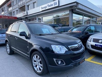 gebraucht Opel Antara 2.2 CDTi Cosmo 4WD Automatic