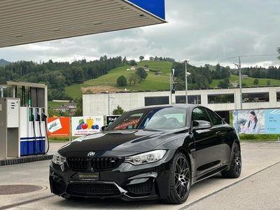 gebraucht BMW M4 4erCoupé DKG *CH-Fahrzeug**Carbon-Dach**Rückfahrkamera**Spur-&Side Assist**Gratisservice*