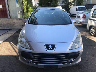 gebraucht Peugeot 307 SW 2.0 HDI Premium