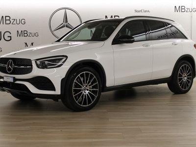 gebraucht Mercedes GLC300 d AMG Line 4Matic