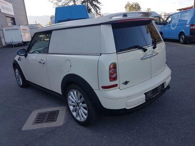 gebraucht Mini One Clubman Clubvan Steptronic