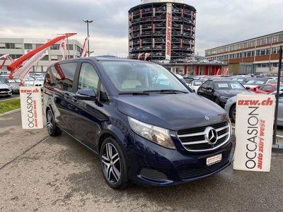 gebraucht Mercedes V250 LANG Sport 6-Plätzer G-Tr.-Autom