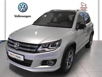 gebraucht VW Tiguan CityScape R-LINE ExP 2.0TDI 184PS DSG 4MO