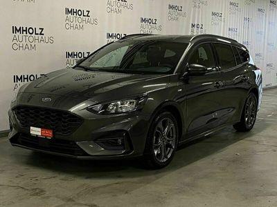 gebraucht Ford Focus Wagon 1.0i EcoB Hybrid 125 PS ST-Line