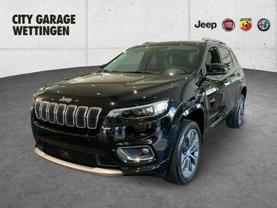 gebraucht Jeep Cherokee 2.0 Overland AWD Drive I 9ATX