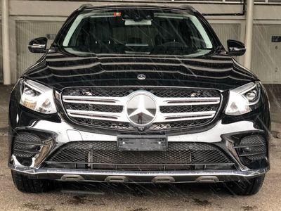 gebraucht Mercedes GLC250 GLC-KlasseAMG Line 4Matic 9G-Tronic