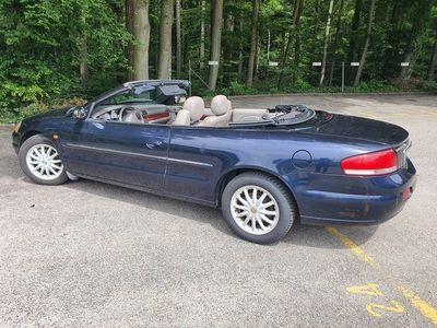 gebraucht Chrysler Sebring Cabriolet 2.7 V6
