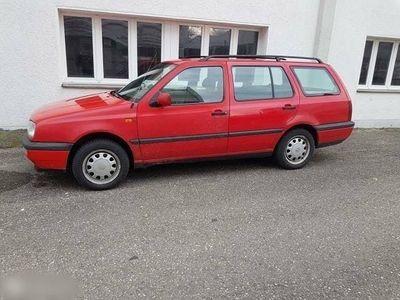 gebraucht VW Golf III Variant 1.9 Tdi