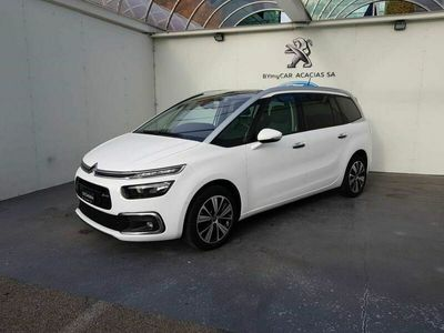 gebraucht Citroën Grand C4 Picasso C4 Picasso 2.0 BlueHDi Feel Edition EAT6