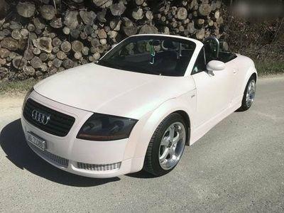 gebraucht Audi TT Roadster Quattro 1.8 (N8)