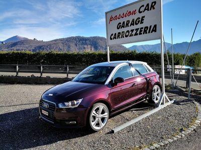 gebraucht Audi A1 Sportback 1.4 TFSI Sport S-tronic