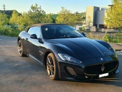 gebraucht Maserati GranCabrio GranCabrio/GranturismoSport Automatica