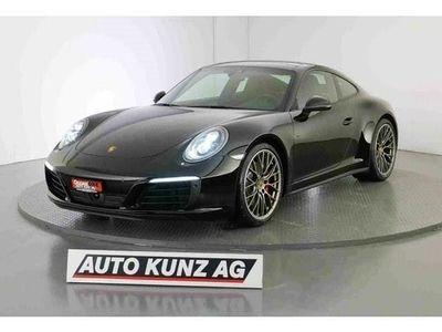 gebraucht Porsche 911 Carrera 4S 420PS Coupé PDK