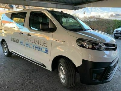 gebraucht Toyota Proace Van L1 H.kl.50KWh 7kW O.Act.