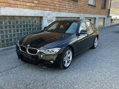 gebraucht BMW 318 3er d xDrive Sport Line