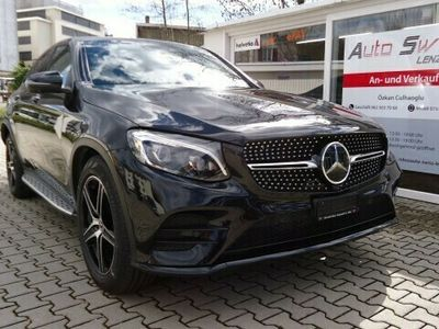 gebraucht Mercedes E350  GLC CoupéAMG Line 4Matic 7G-Tronic
