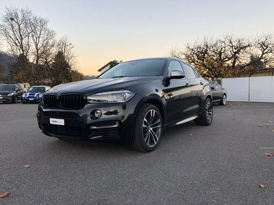 gebraucht BMW X6 M50d 381PS 116000km