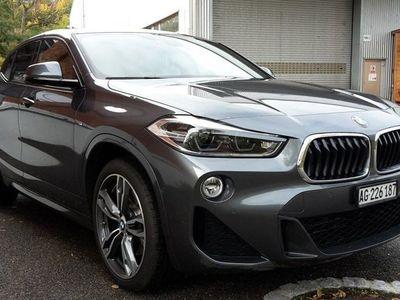 gebraucht BMW X2 2erxDrive 20i mit el.Dämpfercontrol