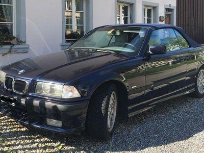 gebraucht BMW 318 Cabriolet 3er i e36