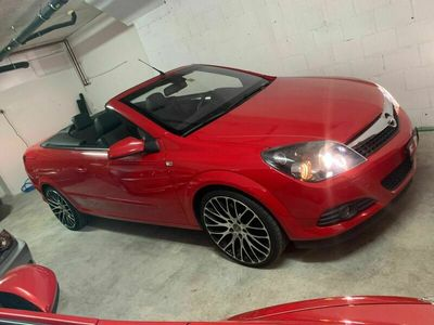 gebraucht Opel Astra Cabriolet 1.6 ab MFK