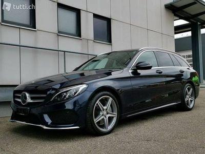 gebraucht Mercedes C250 d Swiss Star AMG Line 4Matic 9G-T