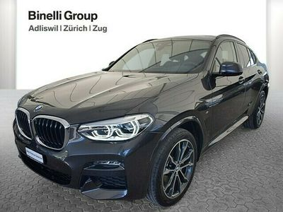 gebraucht BMW X4 xDrive 48V 30d M Sport