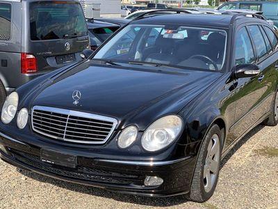 gebraucht Mercedes E500 E-KlasseAvantgarde Kombi