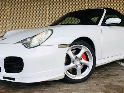 gebraucht Porsche 911 Turbo Cabriolet 123'000 km 05.2004