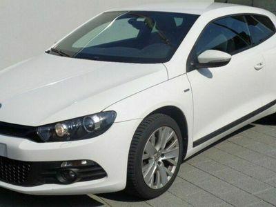 gebraucht VW Scirocco 2.0 TDI BlueMotion Technology