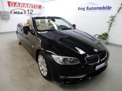 gebraucht BMW 335 Cabriolet 3er i DSG