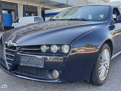 gebraucht Alfa Romeo 159 Sportwagon 2.4 JTD Distinctive