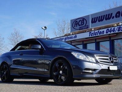 gebraucht Mercedes E250 E-KlasseCGI BlueEfficiency
