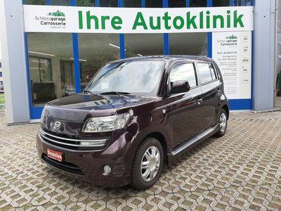 gebraucht Daihatsu Materia 1.5 2WD