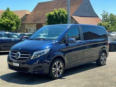 gebraucht Mercedes V250 d Avantgarde kompakt 4Matic 7G-Tronic