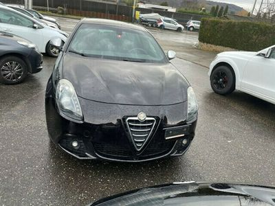 gebraucht Alfa Romeo Giulietta 2.0 JTDM Distinctive