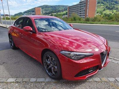gebraucht Alfa Romeo Giulia 2.2 JTDM Veloce Q4 Automatic