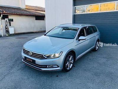 gebraucht VW Passat Variant 2.0 TDI BMT Trendline DSG (Kombi)