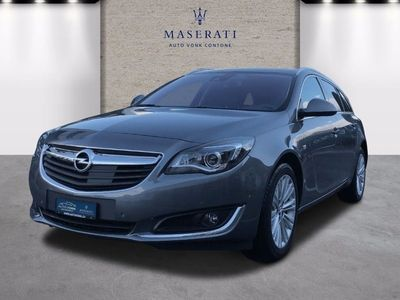 gebraucht Opel Insignia Sports Tourer 2.0 CDTI Cosmo 4WD Aut.