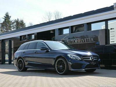 gebraucht Mercedes C300 AMG Line 7G-Tronic