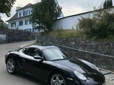 gebraucht Porsche Cayman S - Servicegeschichte bei