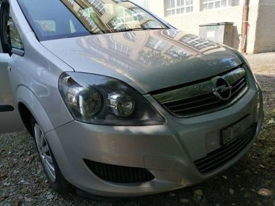 gebraucht Opel Zafira 1.8 16V Enjoy