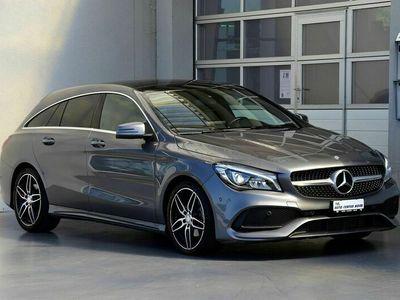 gebraucht Mercedes CLA200 CLA-Klassed SwissSt AMG 4M