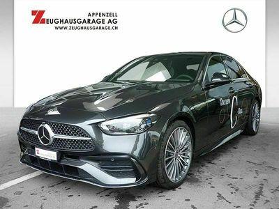 gebraucht Mercedes C220 d AMG Line