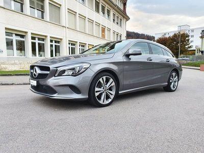 gebraucht Mercedes CLA200 CLA-KlasseCLA Shooting Br. 200 d Swiss Star Urban 4M 7G-DCT
