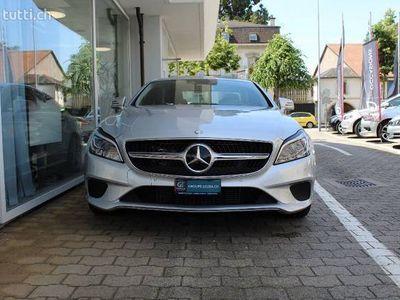 gebraucht Mercedes CLS350 BlueTEC 4Matic