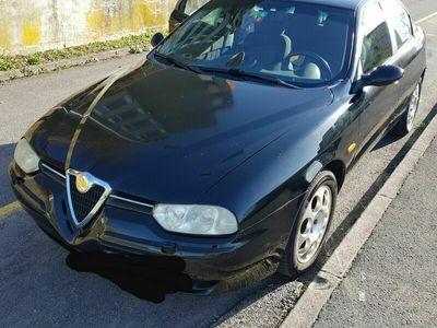 gebraucht Alfa Romeo 156 156 LIEBHABEROBJEKT!JTD